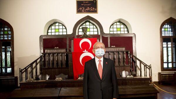 Kemal Kılıçdaroğlu, Birinci Meclis ziyareti - Sputnik Türkiye
