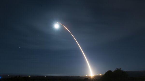 ABD, kıtalararası balistik füze testi - Sputnik Türkiye