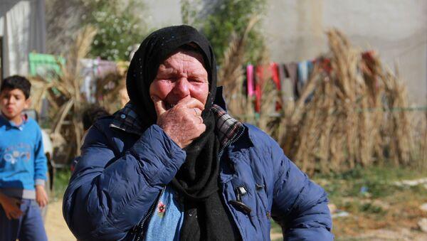 Fransa'daki kilise saldırısı şüphelisinin ailesi  - Sputnik Türkiye