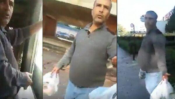 İzmir'de depremzedeler için dağıtılan yardım malzemelerinden alarak sattığı iddiasıyla yakalanan şüpheli tutuklandı.  - Sputnik Türkiye