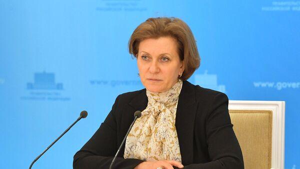 Anna Popova - Sputnik Türkiye
