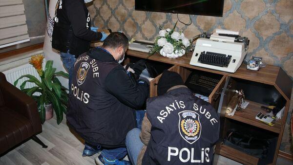 14'ü kamu görevlisi 83 şüpheliye rüşvet ve sahtecilik operasyonu - Sputnik Türkiye