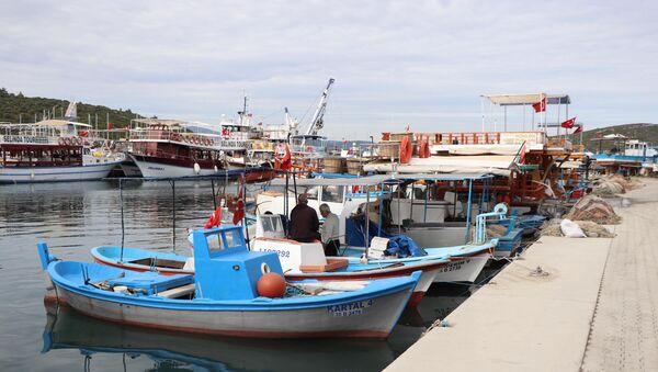 İzmir - Seferihisar - Sputnik Türkiye