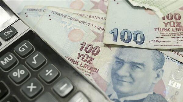 Hesap makinesi para TL - Sputnik Türkiye
