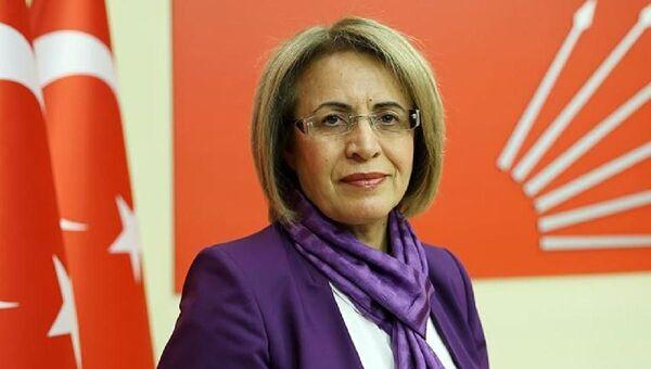 CHP Genel Başkan Danışmanı Fatma Köse - Sputnik Türkiye