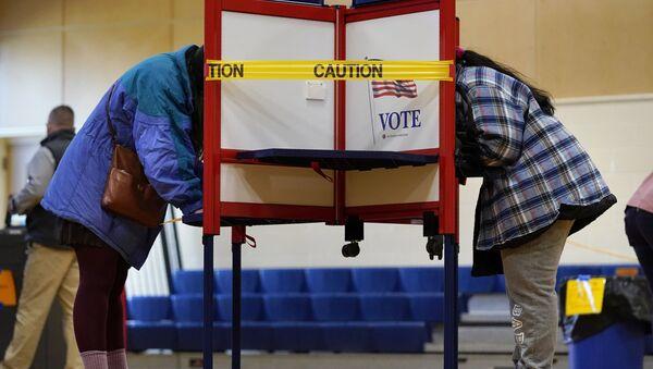 ABD'de başkanlık seçimleri - Sputnik Türkiye