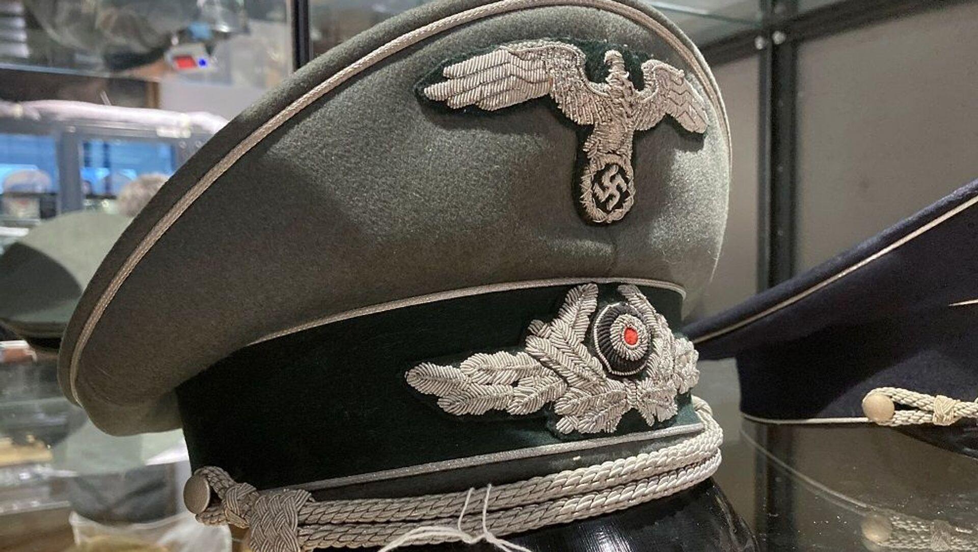 Nazi eşyaları - Sputnik Türkiye, 1920, 28.02.2021