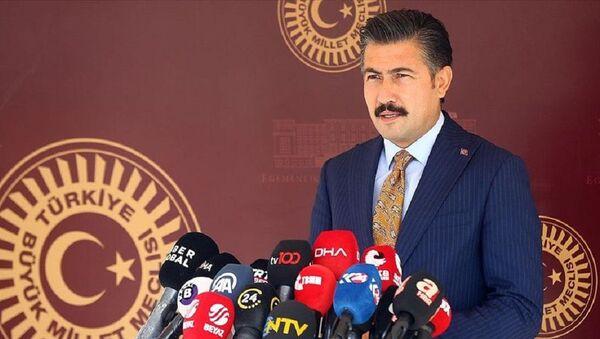 Cahit Özkan - Sputnik Türkiye