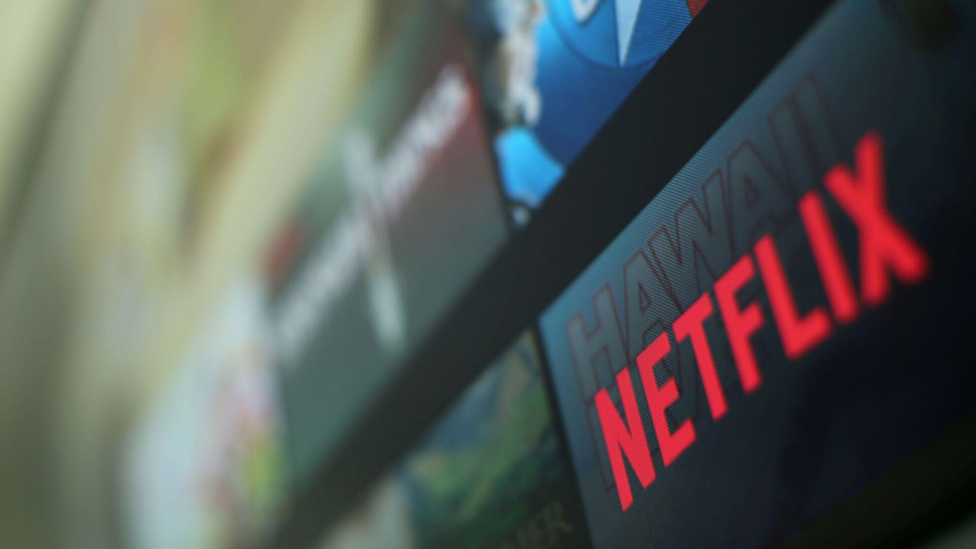 Netflix - Sputnik Türkiye, 1920, 29.07.2021