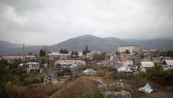 Stepanakert, Dağlık Karabağ - Sputnik Türkiye
