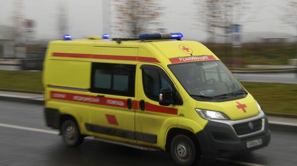 koronavirüs, ambulans, Rusya  - Sputnik Türkiye