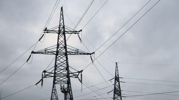 elektrik ağı - Sputnik Türkiye