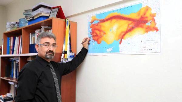 Doç. Dr. Ali Kaya - Sputnik Türkiye