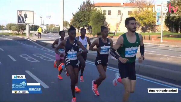 42. İstanbul Maratonu başladı - Sputnik Türkiye