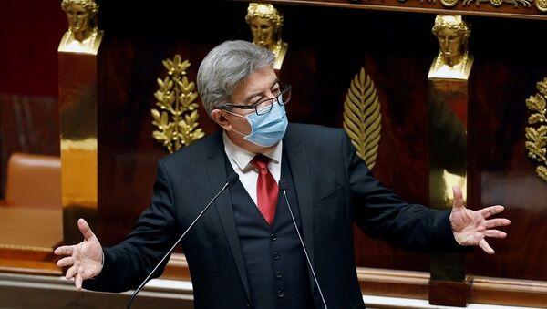 Jean-Luc Melenchon - Sputnik Türkiye