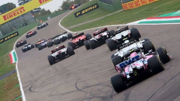 Formula 1, Emilia Romagna Grand Prix, İtalya - Sputnik Türkiye