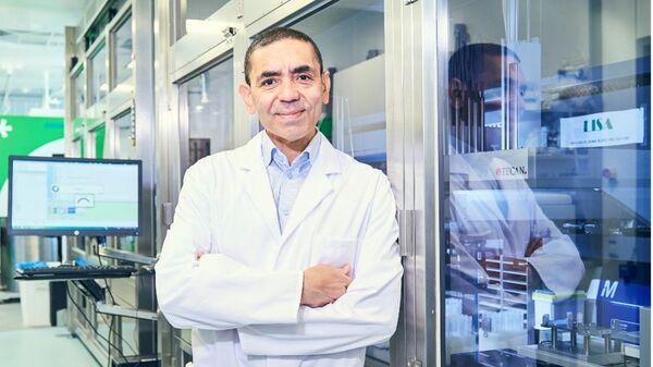 Prof. Dr. Uğur Şahin - Sputnik Türkiye