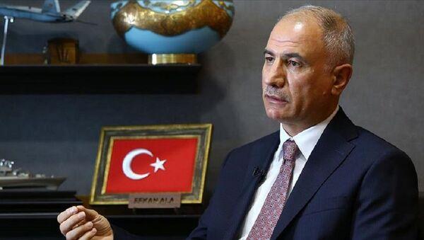 Efkan Ala - Sputnik Türkiye