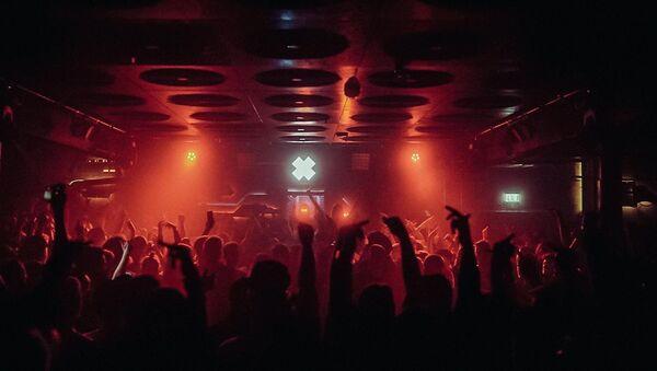 Almanya, Köln, Bootshaus gece kulübü - Sputnik Türkiye