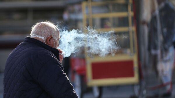 İstanbul sigara yasağı - Sputnik Türkiye