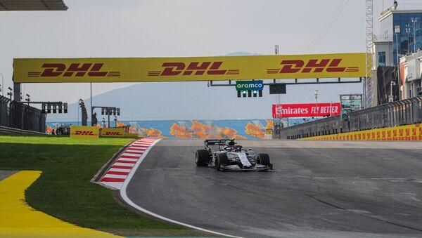 Formula 1 -Türkiye - Sputnik Türkiye