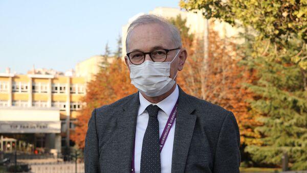 Prof. Dr. Murat Akova - Sputnik Türkiye