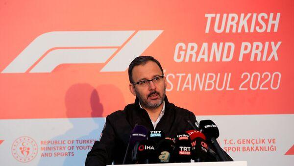 Mehmet MuharremKasapoğlu - Sputnik Türkiye