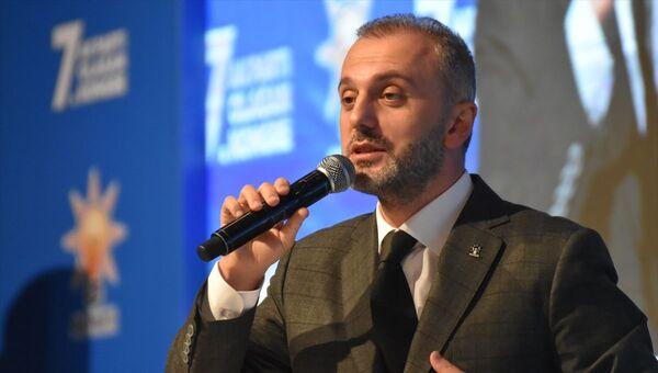 AK Parti Genel Başkan Yardımcısı Erkan Kandemir - Sputnik Türkiye