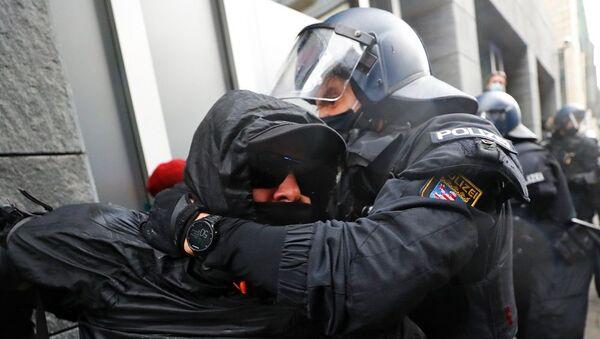 Almanya, protesto - Sputnik Türkiye