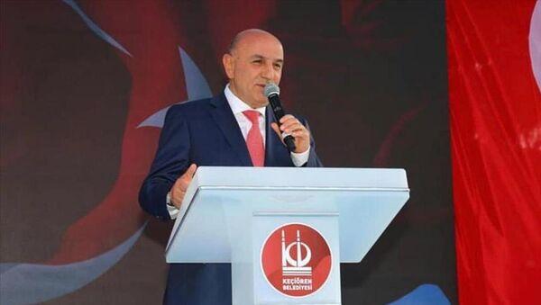 Keçiören Belediye Başkanı Turgut Altınok - Sputnik Türkiye