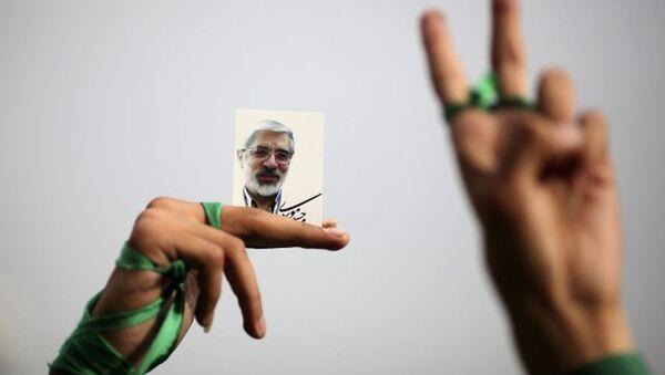 İran'da ev hapsinde tutulan muhalif 'Yeşil Hareket' lideri Mir Hüseyin Musevi - Sputnik Türkiye