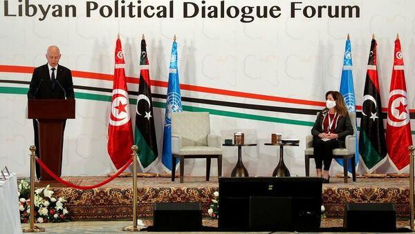 Libya Siyasi Diyalog Forumu - Sputnik Türkiye