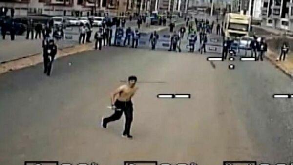Diyarbakır'da katıldığı Nevruz kutlamasında öldürülen üniversite öğrencisi Kemal Kurkut - Sputnik Türkiye