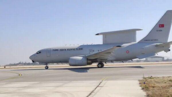 MSB: NEXUS ACE görevi icra edildi - Sputnik Türkiye