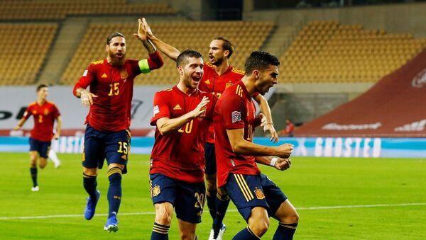 UEFA Uluslar Ligi, Almanya, İspanya - Sputnik Türkiye