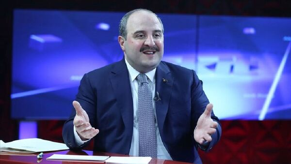 Mustafa Varank - Sputnik Türkiye