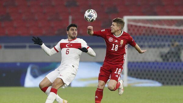 UEFA Uluslar Ligi, Türkiye, Macaristan - Sputnik Türkiye