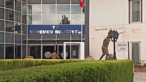 Menemen Belediyesi - Sputnik Türkiye