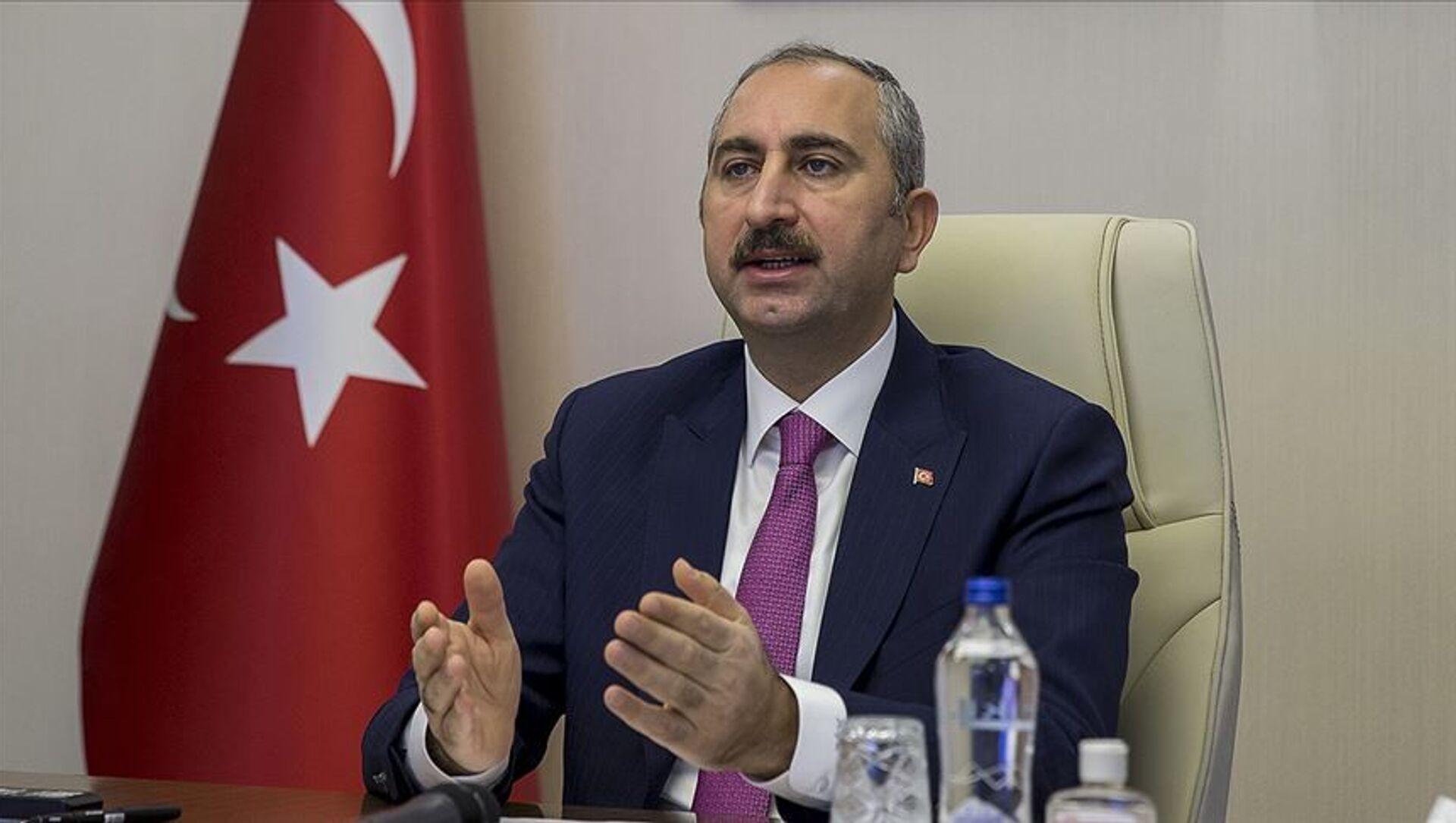Abdulhamit Gül - Sputnik Türkiye, 1920, 20.02.2021