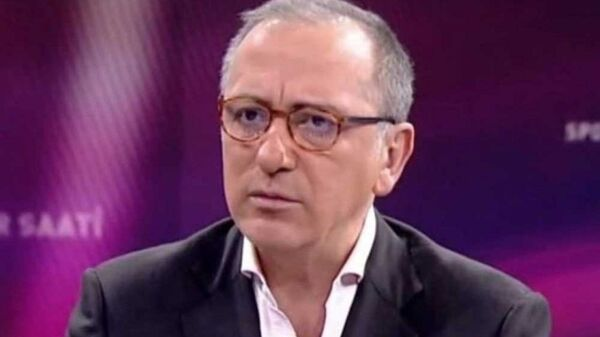 Fatih Altaylı - Sputnik Türkiye