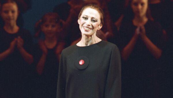 Efsane balerin Maya Plisetskaya, 95 yıl önce bugün dünyaya geldi - Sputnik Türkiye