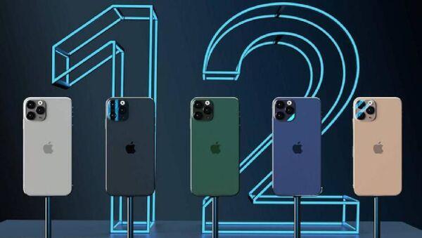 iPhone 12 Pro - Sputnik Türkiye