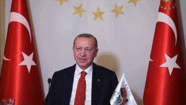 Erdoğan, G20 - Sputnik Türkiye