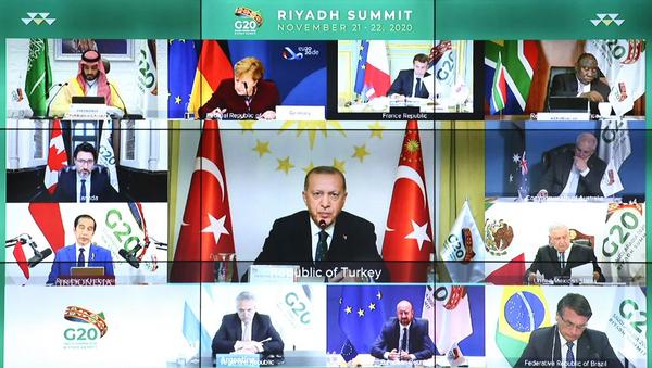 G20 Zirvesi - Sputnik Türkiye