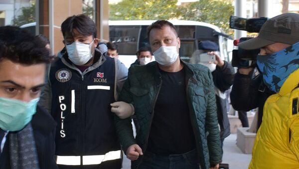 Menemen Belediye Başkanı Serdar Aksoy - Sputnik Türkiye