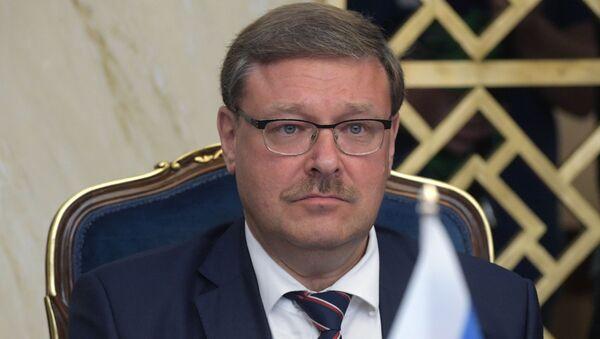 Konstantin Kosaçev - Sputnik Türkiye