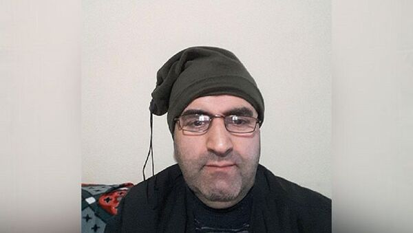 Mehmet Ali Çayıroğlu, 12 kişinin cinayet zanlısı - Sputnik Türkiye