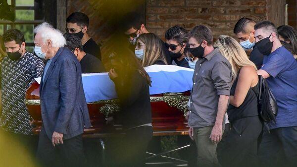 Maradona, cenaze - Sputnik Türkiye
