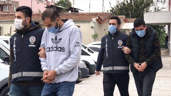 Adana'da çiftçiye işkence yapanlara gözaltı  - Sputnik Türkiye