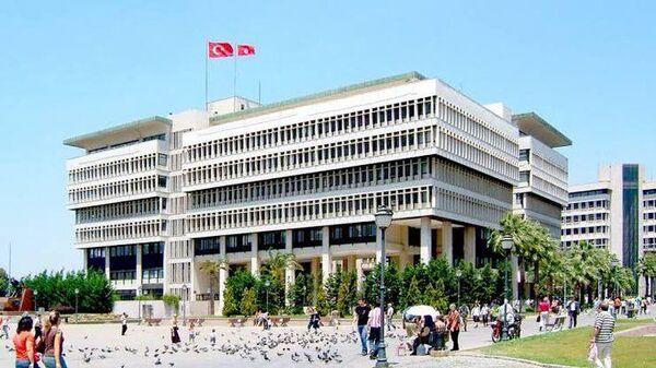 İzmir Büyükşehir Belediye binası - Sputnik Türkiye